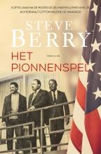 Steve Berry , Het pionnenspel