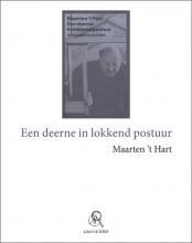 Maarten `t Hart Een deerne in lokkend postuur (grote letter)