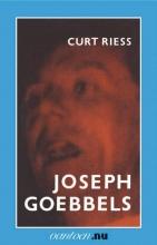 C. Riess , Joseph Goebbels