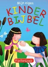 Juliet  David Mijn eigen kinderbijbel kartonboek