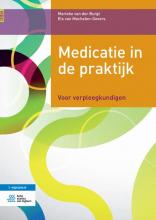 Els van Mechelen-Gevers Marieke van der Burgt, Medicatie in de praktijk