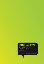 Andree Hollander , HTML en CSS