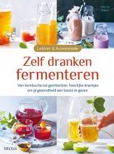 Felicity EVANS , Zelf dranken fermenteren