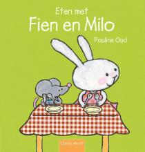 Pauline Oud , Eten met Fien en Milo