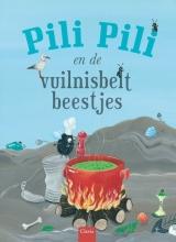 Thaïs  Vanderheyden Pili Pili en de vuilnisbeltbeestjes