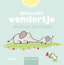 Mack van Gageldonk , Mijn kleine wondertje, welkom lieve baby