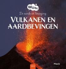 Mack van Gageldonk , Vulkanen en aardbevingen