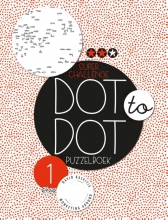 Dot to dot puzzelboek - Super challenge deel 1