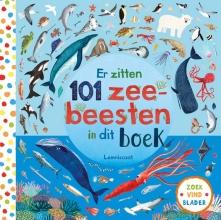 Rebecca Jones , Er zitten 101 zeebeesten in dit boek