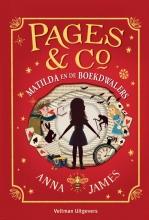 Anna  James , Matilda en de boekdwalers