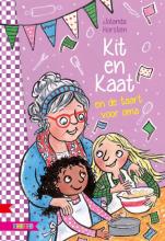 Jolanda Horsten , Kit en Kaat en de taart voor oma