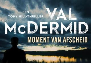 Val  McDermid Moment van afscheid