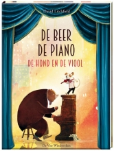 David  Litchfield De beer, de piano, de hond en de viool