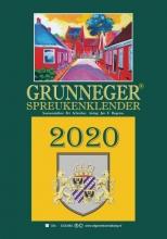 Fré Schreiber , Grunneger spreukenklender 2020