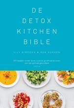 Lily Simpson, Rob Hobson De Detox Kitchen Bible