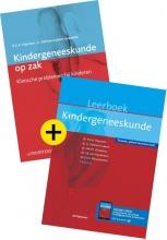 , Leerboek kindergeneeskunde & Kindergeneeskunde op zak (SET)