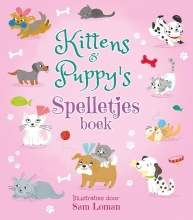 Kittens en Puppy`s Spelletjesboek