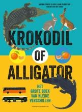 Emma  Strack Krokodil of alligator