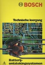 J. van den Berg , Bosch batterij-ontstekingssystemen