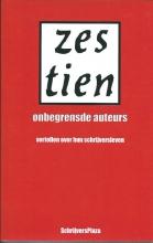 SchrijversPlaza Zes Tien Onbegrensde Auteurs