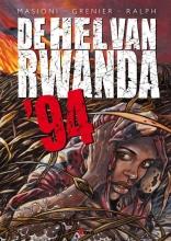 Cecile  Grenier,   Ralph De hel van Rwanda `94