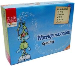 , Warrige Woorden Spelling