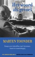 Marten Toonder , Het woord als gevoel