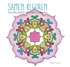 Margot  Postma Samen Kleuren, Original