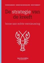 Sven Turnhout Yousri Mandour  Dorien van der Heiden, De strategie van de kreeft