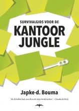 Japke-D.  Bouma Survivalgids voor de kantoorjungle