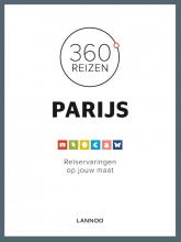 Kristien In-`t-Ven , 360° Parijs