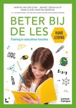 Anne-Claire Hiemstra-Beernink Marthe van der Donk  Ariane Tjeenk-Kalff, Beter bij de les: handleiding
