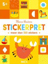 , Stickerpret 5+