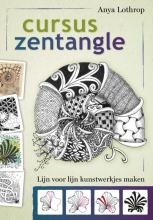 Anya  Lothrop Cursus Zentangle