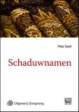 Miep  Spee Schaduwnamen - grote letter uitgave