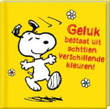 Snoopy - Geluk