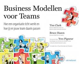Tim  Clark, Bruce  Hazen Business modellen voor teams