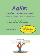 Addo De Visser , Agile: `The times they are a-changin`
