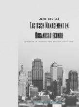 Jens  Devillé Tactisch Management en Organisatiekunde