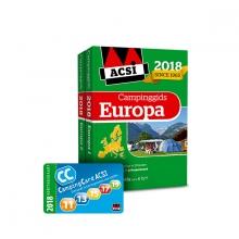 ACSI ACSI Campinggids Europa 2018