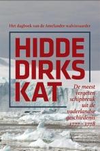 Hidde Dirks Kat , Het dagboek van de Amelandse walvisvaarder Hidde Dirks Kat