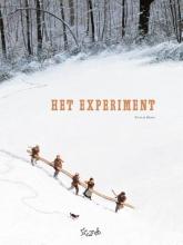 Nicolas  Debon Het experiment