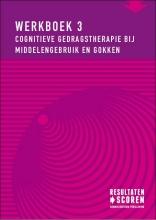 Andree van Emst Set Werkboek 3 CGT bij middelengebruik en gokken