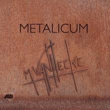 , Metalicum Metaalsculpturen van Marc Vanhecke