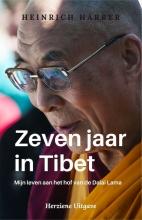 Heinrich Harrer , Zeven jaar in Tibet