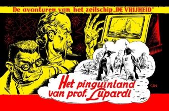 Evert Werkman Pieter Kuhn, Het pinguïnland van prof. Lupardi