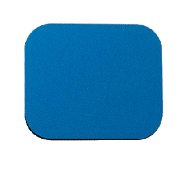 ,Muismat Fellowes standaard 200x228x4mm blauw