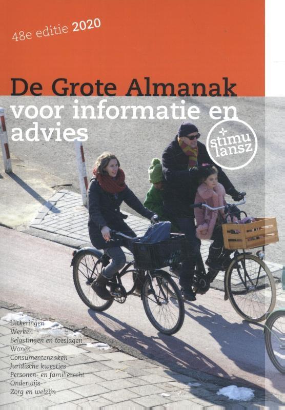 ,De Grote Almanak voor informatie en advies 2020