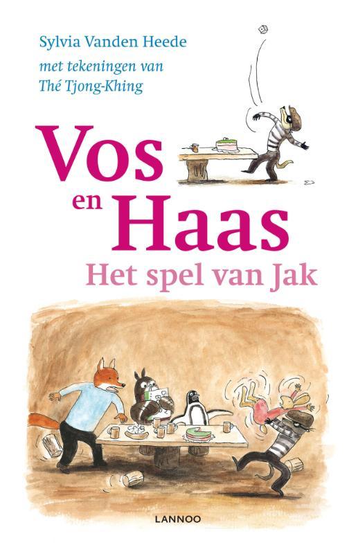 Sylvia Vanden Heede,Het spel van Jak