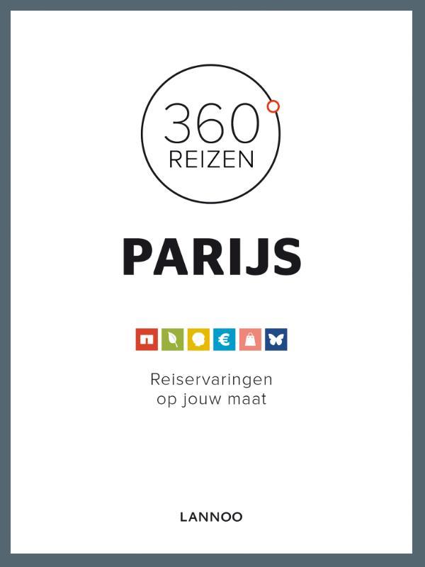 Kristien In-`t-Ven,360° Parijs